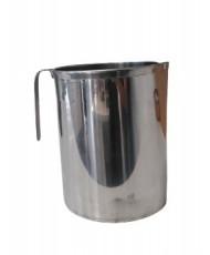 reinforced stainless steel jug 5 lts